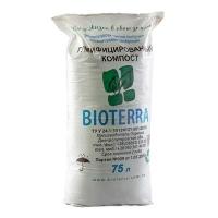 Гумифицированный компост Биотерра 75 л