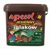 Удобрение Agrecol осеннее для Хвойных растений 10 кг