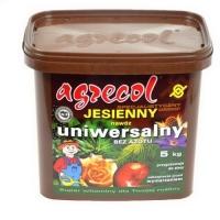 Удобрение Agrecol осеннее Универсальное без азота 5 кг