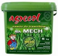 Удобрение Agrecol для Газонов и борьбы со мхом 5 кг