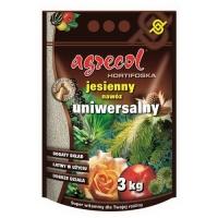 Удобрение Agrecol (Hortifoska) осеннее Универсальное без азота 3 кг