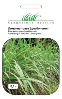 Лимонная трава (цимбопогон)