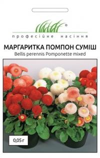 Маргаритка Помпон смесь