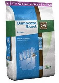 Удобрение Osmocote Exact Protect 5-6 мес 25 кг