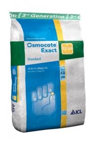 Удобрение Osmocote Exact Standard 12-14 мес для хвойных культур 25 кг
