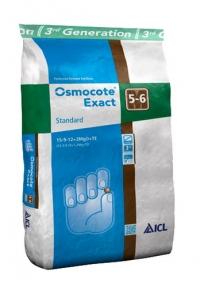 Удобрение Osmocote Exact Standard 5-6 мес для хвойных культур 25 кг