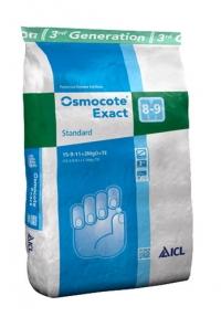 Удобрение Osmocote Exact Standard 8-9 мес для хвойных культур 25 кг