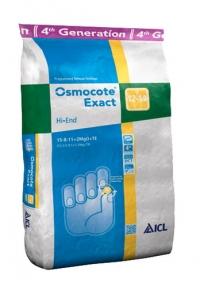 Удобрение Osmocote Exact Hi.End 12-14 мес 25 кг