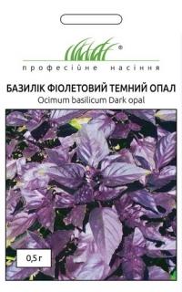 Базилик фиолетовый Тёмный Опал