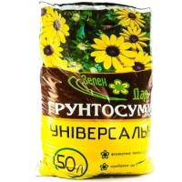 Субстрат Зелен Дар универсальный 50 л