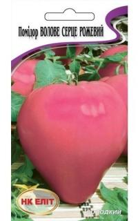 Томат Воловое сердце розовый