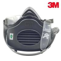 Респиратор полумаска 3M 3200 с фильтром 3701CN