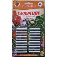 Удобрение Чистый Лист от вредителей растений в палочках 20 шт