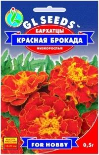 Бархатцы Красная Брокада