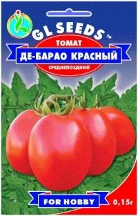 Томат Де-Барао красный