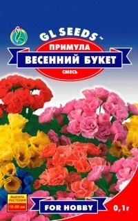 Примула Весенний букет