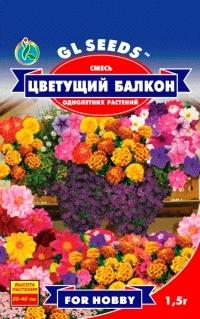 Смесь Цветущий балкон