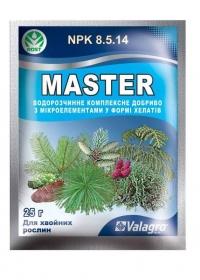 Удобрение Master для хвойных растений 25 г