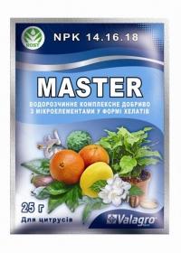 Удобрение Master для цитрусовых 25 г