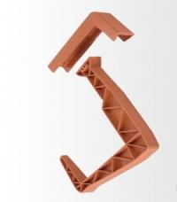 Крепление для балконного ящика