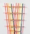 Лесенка пластиковая для цветов 40 см