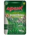 Удобрение Agrecol Hortifoska для Газонов и борьбы со мхом 10 кг