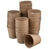 Торфяные горшки круглые Rich Land 6х6 см, 10 шт