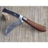 Нож для окулировки и прививки двойной Greffoir 3621