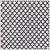 Сетка для защиты саженцев с хомутами 7х7 мм, 0,8х5 м