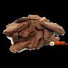 Кора сосновая крупная, фракция 5-12 см