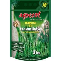 Удобрение Agrecol (Hortifoska) для Газонов 3 кг